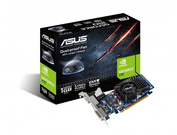 Asus VGA Geforce GT210 1GB DDR3
