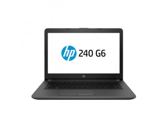 HP Notebook 240 G6 Core i3-6006U/4GB DDR4 RAM/ 500GB/  DOS/ DVDRW