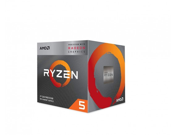AMD Ryzen 5 3400G Processor With Wraith Stealth Cooler