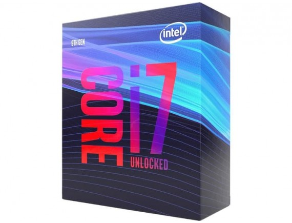 Intel Core i7 9700K 4.9 GHz Socket 1151
