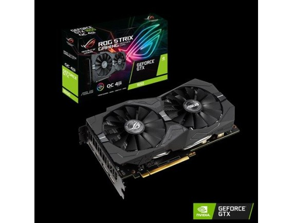 ASUS ROG Strix GeForce GTX 1650 OC edition 4GB