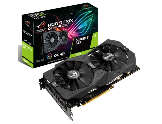 ASUS GeForce GTX 1650 SUPER STRIX OC 4GB GDDR6