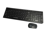 Cyborg Keyboard dan Mouse wireless combo CKW-200