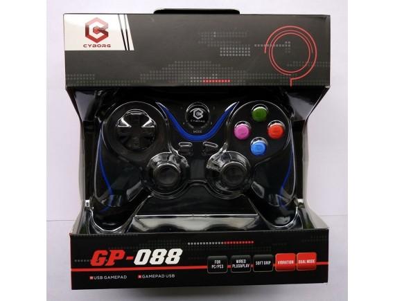 Cyborg Gamepad USB Single GP-088