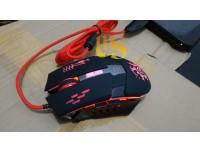 Cyborg Mouse USB 7D X3 Ghost