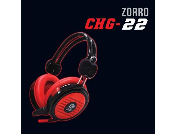 Cyborg Headset CHG-22 Zorro