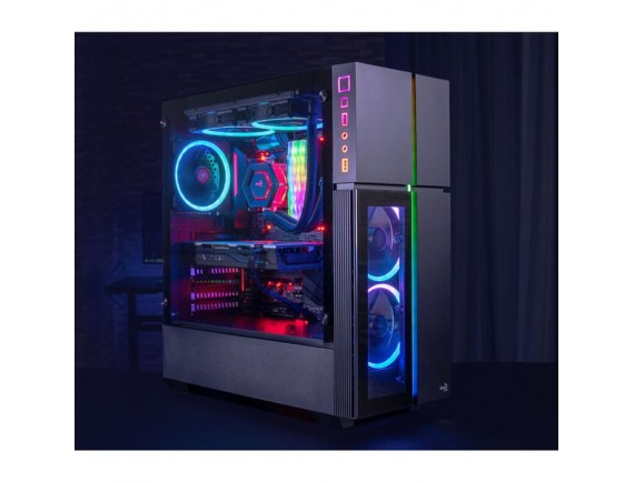 AEROCOOL CASING PLAYA - Mid Tower Tempered Glass Panel