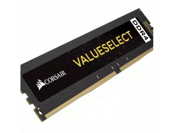 corsair value select ddr4 1x4gb (cmv4gx4m1a2400c16)