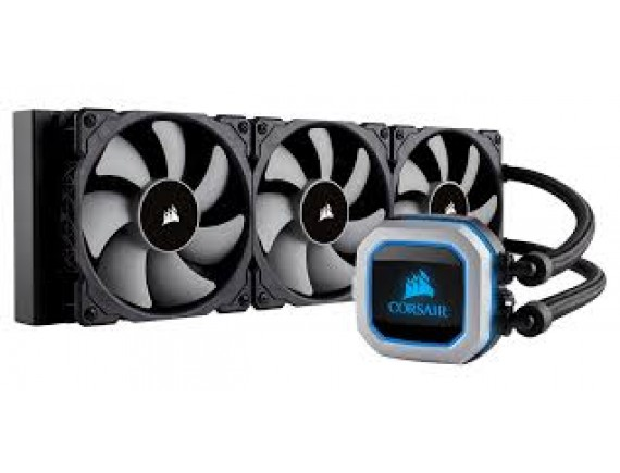 Corsair Cooler Hydro Series  H150i PRO 360mm Aluminum