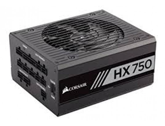 Corsair PSU HX750 80 Plus Platinum