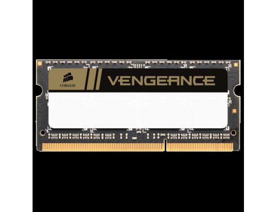 Corsair Vengeance SODIMM DDR3 1x 4GB 1600MHz Memory Module