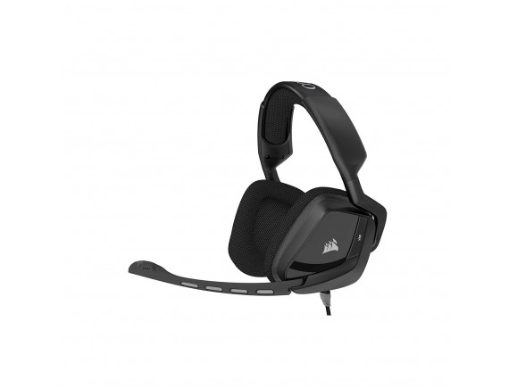 Headset Void Pro Surround Carbon/Black Red