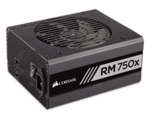 Corsair PSU  RM750X 80 Plus Gold