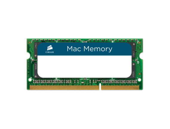 Corsair Sodimm DDR3 For Mac Apple 4GB (1 X 4GB) 1066Mhz