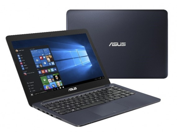 "Asus E402WA 14"" AMD E2-6110 4GB HDD500GB AMD Radeon R2 WIN10 - Dark Blue"