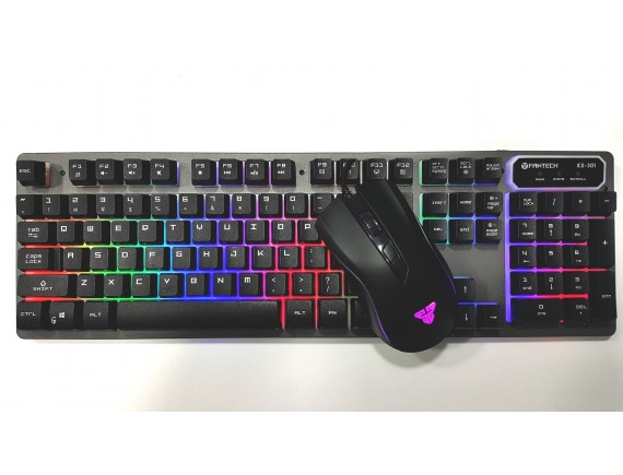 Fantech KX-301 Sergeant Combo Gaming Keyboard & Mouse