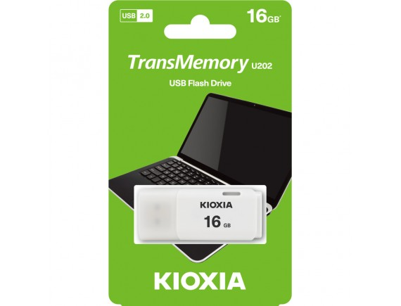 KIOXIA Flashdisk 16GB TransMemory 16 GB Original Garansi 5Th