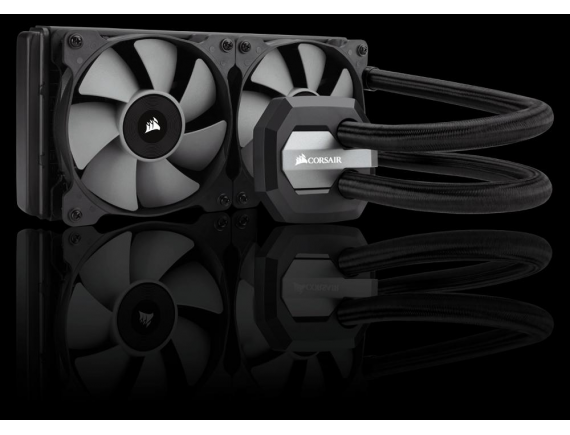 Corsair Cooler Hydro CPU Cooler H100i PLATINUM