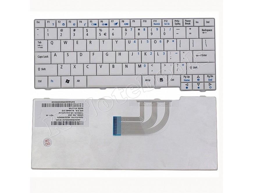 Keyboard Acer Aspire One 8, 9, AO531h, A0531h, ZG5, ZG8