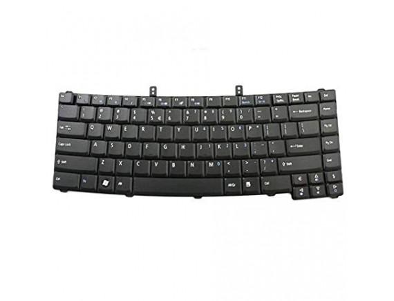 Keyboard Acer Extensa 4120 Black - Lengkung