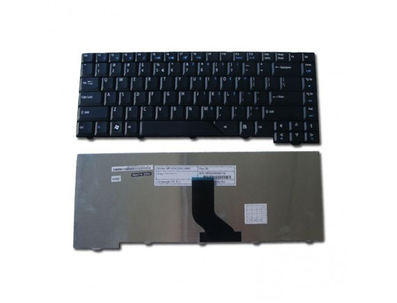 Keyboard Acer TravelMate 4720 BlackTM 4320