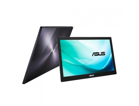 Asus LED MB 169B+ (15.6 Portable) FULL HD/PORTABLE/USB  type C/With Smart cover And Smart Pen hole