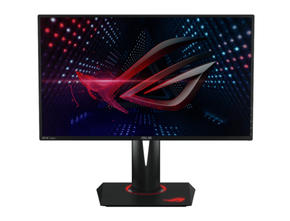 LED ASUS PG27AQ New 27Inch 4K ROG-Display Port HDMI-NVIDIA GSYNC Technology-IPS Panel
