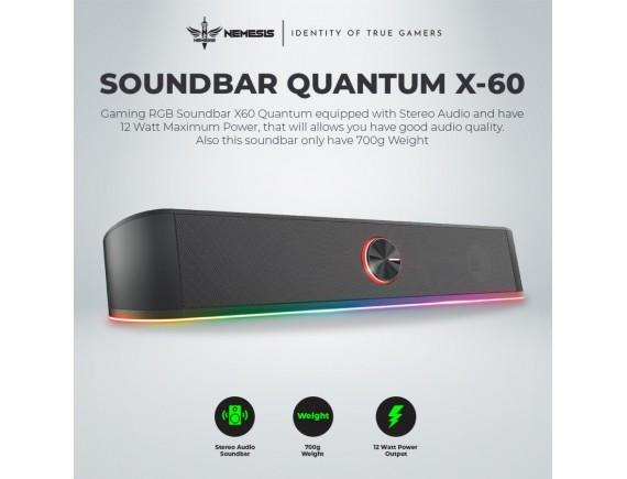 NYK Soundbar Quantum X60