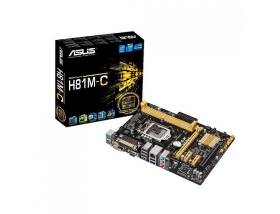 Asus H81 MC LGA 1150
