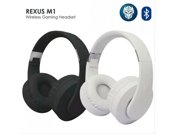 Rexus Headset M1 Wireless Headset Gaming Original