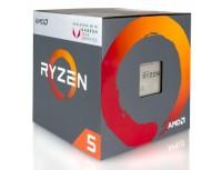 AMD Ryzen 5 2400G - Quad Core - Vega 11