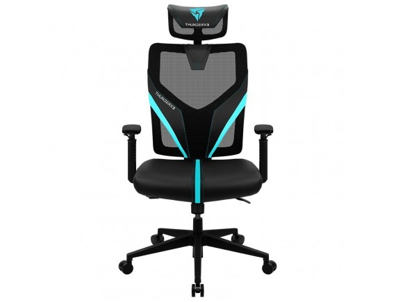 ThunderX3 YAMA1 Ergonomic Gaming Chair Cyan