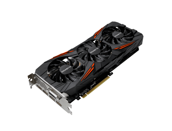 Gigabyte GTX 1070Ti Gaming 8 GB DDR5