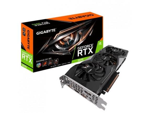 Gigabyte VGA RTX 2070 Gaming OC 8GB GV-N2070GAMING OC-8GC