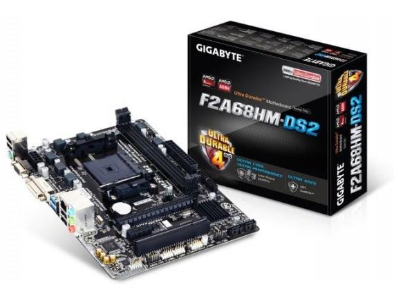 Gigabyte - F2A68HM DS2