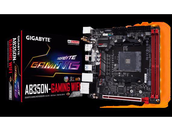 GIGABYTE GA-AB350N-Gaming WIFI