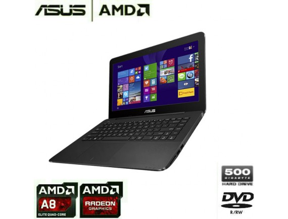 Asus X454YA