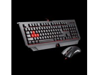 Bloody Gaming Keyboard and Mouse B1500