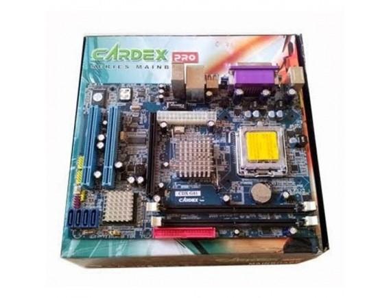 Cardex MB H61 Socket LGA 1155