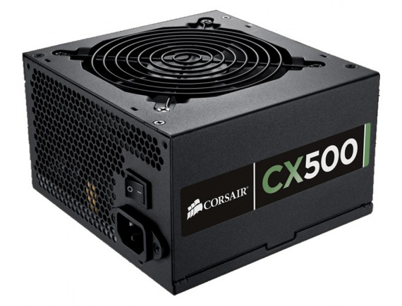 Corsair PSU  CX550 W 80Plus