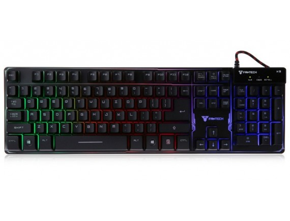 Fantech Keyboard K9X Point Black