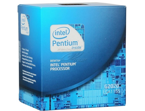 Intel Dual Core G2020 3.0 GHz LGA 1155 Tray