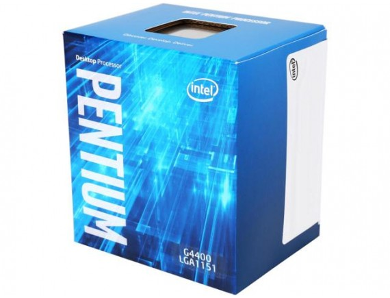 Intel Dual Core G4400 LGA 1151