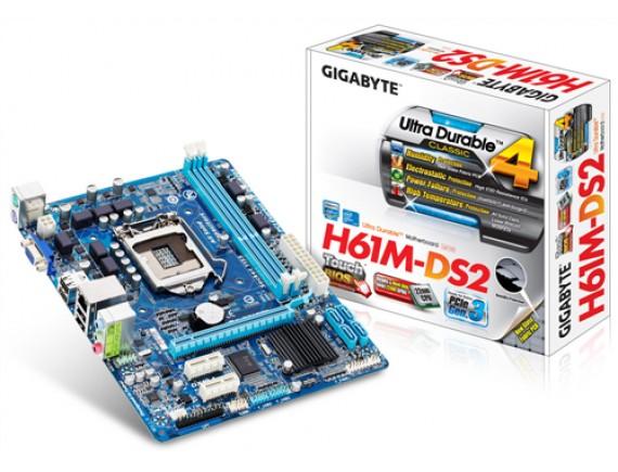 Gigabyte H61M-DS21 LGA 1155