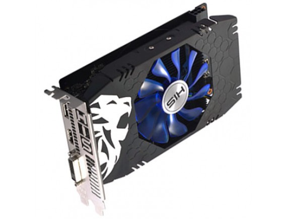 HIS VGA RX 460 2 GB DDR5