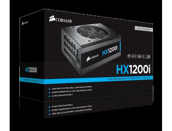 Corsair PSU Modular Digital HX1200i W 80Plus Platinum