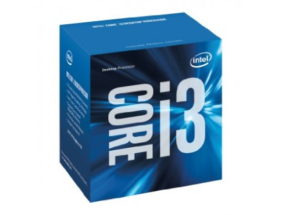 Intel Core i3 6100 3.8GHz LGA 1151