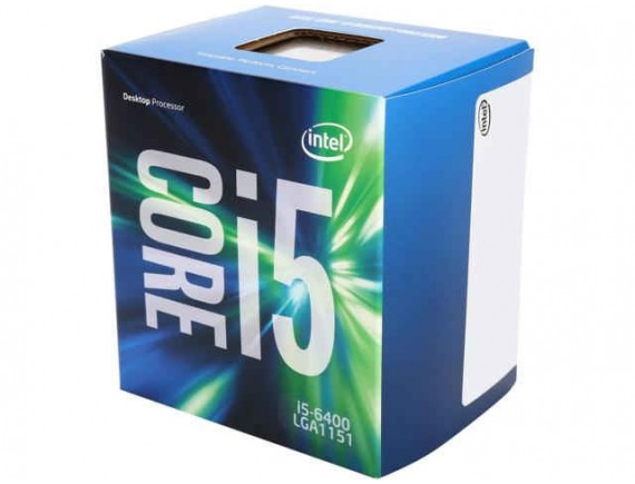 Intel Core i5 6400 3.8GHz LGA 1151