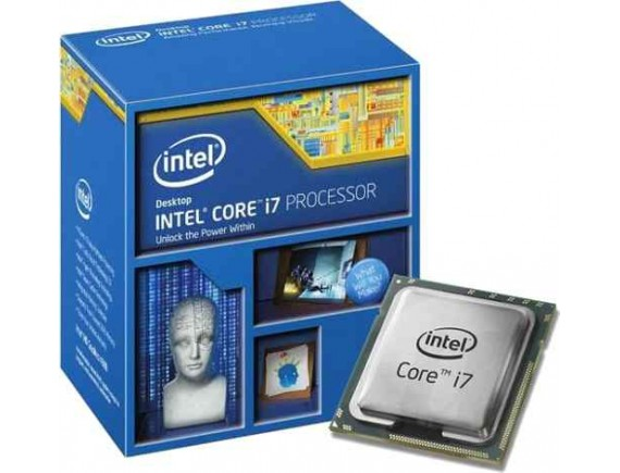 Intel Core i7 4790 3.4GHz LGa 1150