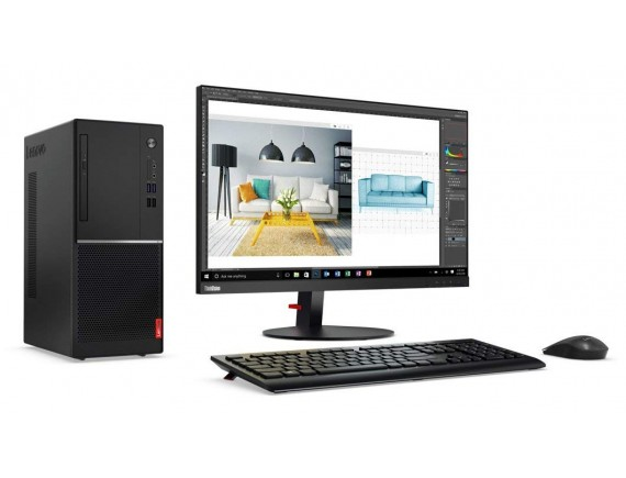 Lenovo PC ThinkCenter V520 i3 7100/4GB/1TB/19.5 LED/DOS
